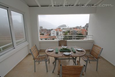 Apartments Lilian , Budva, Montenegro - photo 4