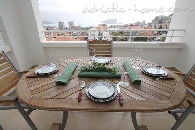 Apartments Lilian , Budva, Montenegro - photo 1