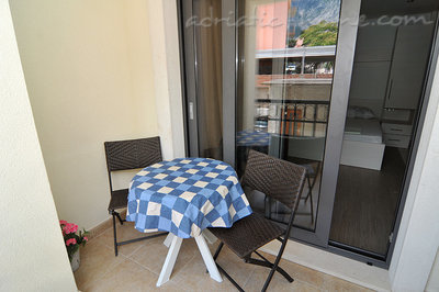Квартира-студия Villa Medora, no.23 - for 2 persons :), Baška Voda, Хорватия - фото 11