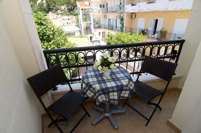 Studio appartement Villa Medora, no.24 for 2 persons, Baška Voda, Kroatië - foto 14