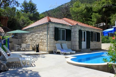 Maison ANNA, Mljet, Croatie - photo 5