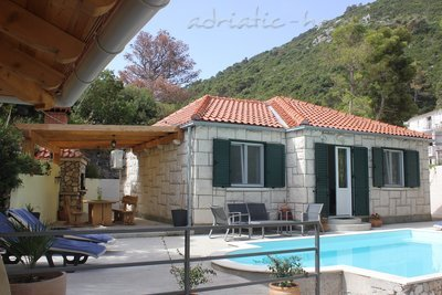 Maison ANNA, Mljet, Croatie - photo 13