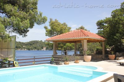 Maison ANNA, Mljet, Croatie - photo 1