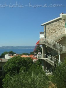 Studio appartement Apartments Virginia, Vila Rozalija , Brela, Kroatië - foto 4