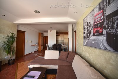 Apartments Dobrljanin****, Budva, Montenegro - photo 2