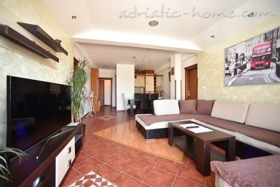 Apartments Dobrljanin****, Budva, Montenegro - photo 3