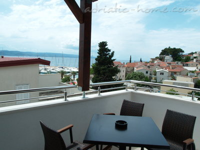 Apartments Mars, Baška Voda, Croatia - photo 2