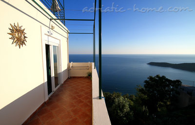 Appartementen Vila LIGHTHOUSE V, Budva, Montenegro - foto 14