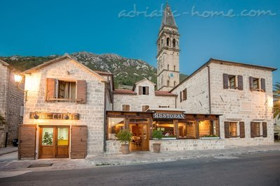 Studio apartment Hotel Restaurant Conte, Perast, Montenegro - photo 2