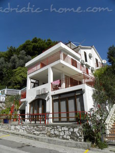 Apartments Almaja, Petrovac, Montenegro - photo 3