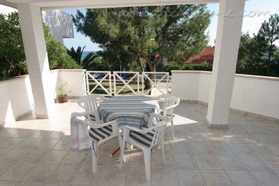 Appartamenti Apartmans with see  view (A1), Pag, Croazia - foto 1