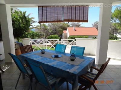 Apartments Apartmans with see  view (A1), Pag, Croatia - photo 3