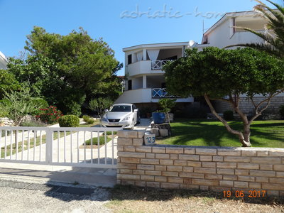 Apartments Apartmans with see  view (A1), Pag, Croatia - photo 1