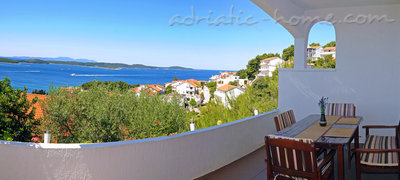 Appartementen Avelini house Apartment B, Hvar, Kroatië - foto 8