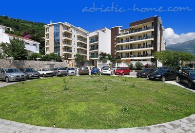 Apartments Aquamarine, Budva, Montenegro - photo 13