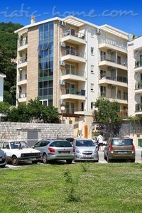 Apartments Aquamarine, Budva, Montenegro - photo 14