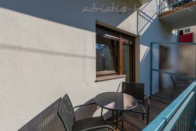 Studio apartment JACUZZI PEPI (2 PERSONS) - WITH GARDEN VIEW, Crikvenica, Croatia - photo 6
