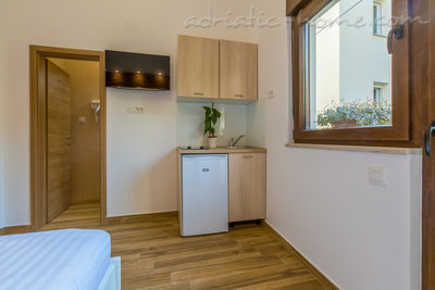 Apartamento estúdio DRAGO (2 PERSONS) - WITH GARDEN VIEW, Crikvenica, Croácia - foto 7