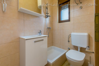 Apartamento estúdio DRAGO (2 PERSONS) - WITH GARDEN VIEW, Crikvenica, Croácia - foto 9