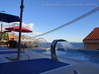 Appartamenti Luxury 4* apartments villa Dusanka 100m od Mora, Pisak, Croazia - foto 11