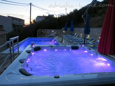 Appartamenti Luxury 4* apartments villa Dusanka 100m od Mora, Pisak, Croazia - foto 12