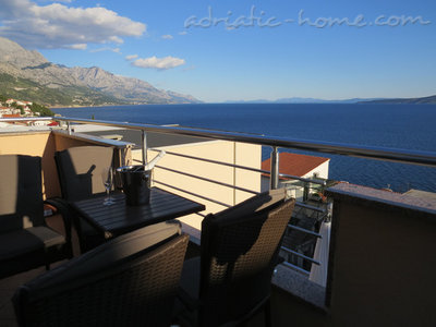 Апартаменты Luxury 4* Apartments Villa Dusanka 100m od Mora, Pisak, Хорватия - фото 5