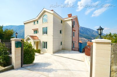 Apartmány Kotor Bay Beautiful Sea View Apartment, Kotor, Černá Hora - fotografie 14