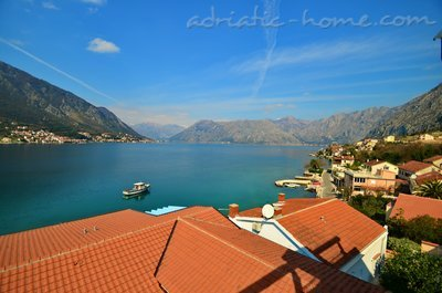 Apartmány Kotor Bay Beautiful Sea View Apartment, Kotor, Čierna Hora - fotografie 6