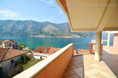 Апартаменты Kotor Bay Beautiful Sea View Apartment, Kotor, Черногория - фото 3