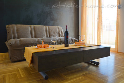 Appartementen Modern sea and mountain view apartment in Budva, Budva, Montenegro - foto 1