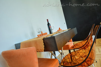 Appartementen Modern sea and mountain view apartment in Budva, Budva, Montenegro - foto 3