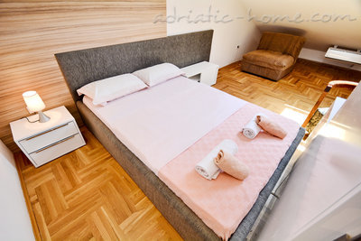 Appartementen Modern sea and mountain view apartment in Budva, Budva, Montenegro - foto 11