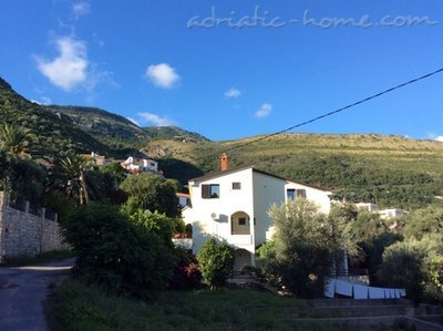 Appartementen GREGOVIC II M&M 3-bed, Petrovac, Montenegro - foto 12