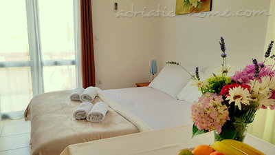Apartments Gregovic III M&M 4-bed, Petrovac, Montenegro - photo 1