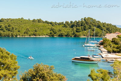 Apartments Slavica Strazicic VIII, Mljet, Croatia - photo 1
