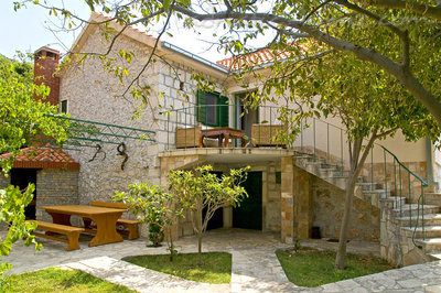 Appartementen House Simic, Tučepi, Kroatië - foto 1