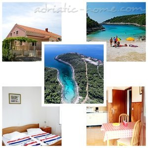Leiligheter Apartment 1 Ideal for a couple, Korčula, Kroatia - bilde 1