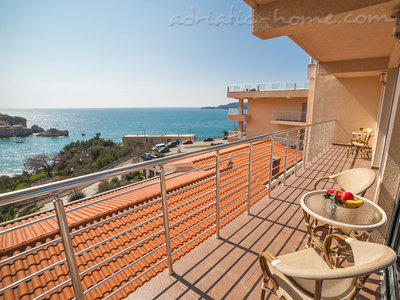 Apartments RAYMOND-One bedroom apartments with shared balcony, Pržno, Montenegro - photo 1
