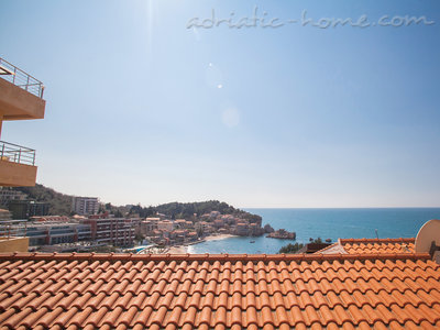 Apartments RAYMOND-One bedroom apartments with shared balcony, Pržno, Montenegro - photo 2
