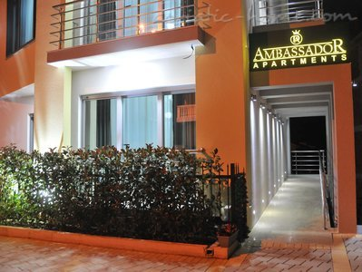 Apartments Ambassador V, Ulcinj, Montenegro - photo 3
