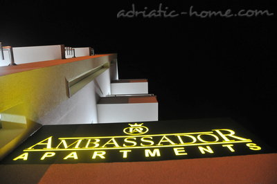 Apartments Ambassador IV, Ulcinj, Montenegro - photo 13
