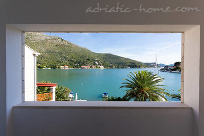 Studio apartament Lovely Studio Apartment, Zaton (Dubrovnik), Kroacia - foto 1