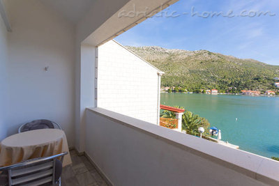 Estudio Lovely Studio Apartment, Zaton (Dubrovnik), Croacia - foto 4