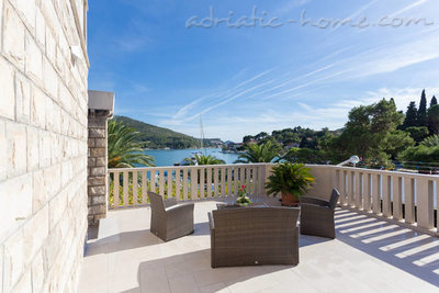 Квартира-студия Sunny apartment with big terrace, Zaton (Dubrovnik), Хорватия - фото 9