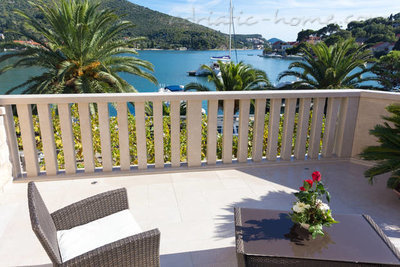 Studioleilighet Sunny apartment with big terrace, Zaton (Dubrovnik), Kroatia - bilde 12