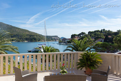 Квартира-студия Sunny apartment with big terrace, Zaton (Dubrovnik), Хорватия - фото 1