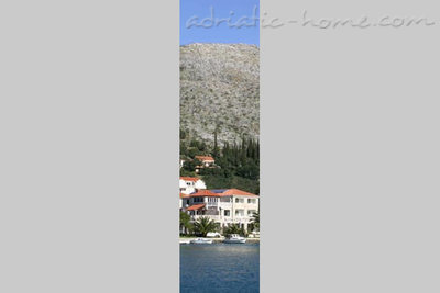 Studioleilighet Sunny apartment with big terrace, Zaton (Dubrovnik), Kroatia - bilde 8