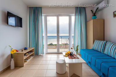 Апартаменты Blue Mediteranean /2+2 sea view, Sveti Stefan, Черногория - фото 2
