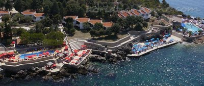 гостиница Ruža Vjetrova Hotel Resort, Bar, Черногория - фото 1
