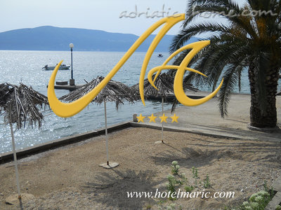 Apartments Hotel Maric Beach, Herceg Novi, Montenegro - photo 1